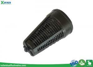 China Toilet Fill Valve Parts Built - In Safety Filter Cone Shaped For Inlet G1/2 on sale