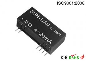 China High Precision Passive Current Loop Isolator 4-20mA  , Signal Isolation Converter on sale
