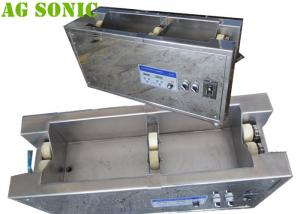 China Ultrasonic Ceramic Anilox Roller Cleaning Machine , Graymills Ultrasonic Cleaner on sale
