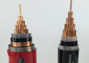 China Laying Indoor / Outdoor XLPE Insulated Power Cable , XLPE Insulated PVC Sheathed Cable on sale