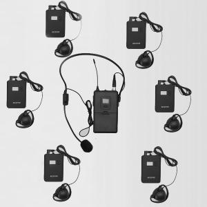 China WUS069シリーズ会議のための無線デジタル無線解釈のヘッドホーン on sale