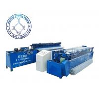 Full Automatic High Efficiency  Chainlink Fence Weaving Machine