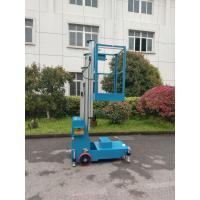4m Portable Platform Height Electric Aerial One Man Lift single man lift