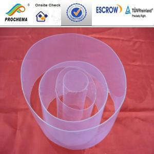 China Grand tube de rétrécissement de FEP, grand tube de rétrécissement de la taille FEP, grand tube de rétrécissement de la chaleur de FEP on sale