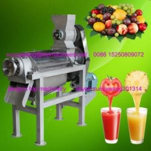China fruit concentrate syrup / fruit juice concentrate buyers orange fresh high juice feed hopper on sale