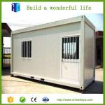 2017 High quality fresh and suitable container cabins for workers live