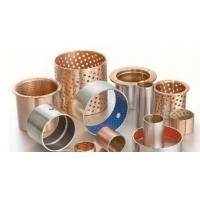 Inch Sizes Stell Ptfe Tin Plating Bronze Self Lubricating Plain Bearings Material