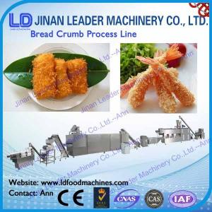 China Bread crumb process line extrusion machine plant stainless steel on sale