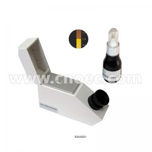 China Jewelry Microscope Gem Refractometer High Hardness CZ Test Prism A24.6321 on sale