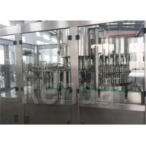 China Full Automatic Water Packing Machine Bottle Filling Machine 500ml for Glass/PET Bottle on sale