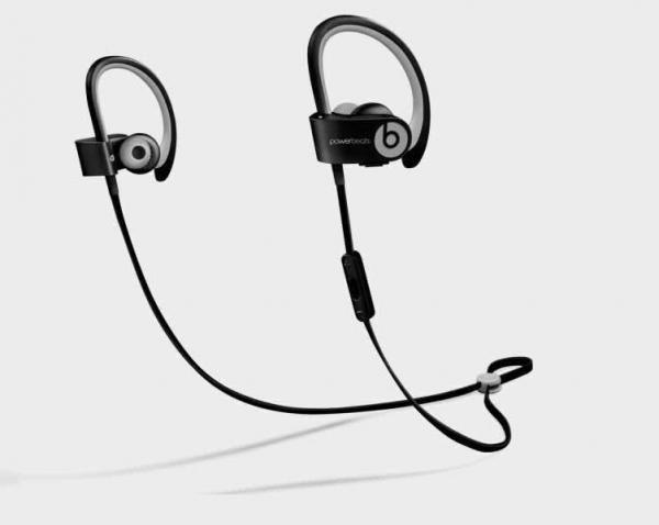 40d454acb3f Beats By Dr. Dre Powerbeats 2 Wireless matte Black-In-ear Sport Headphones  made
