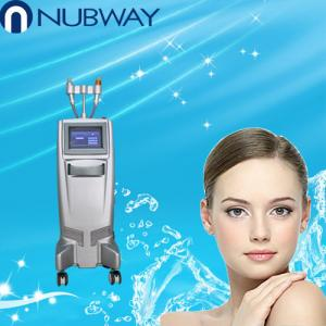 Quality 5Mhz RF Thermage skin tightening machine skin maintenance microneedle nurse for sale