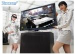 China Floor Standing 3D LCD Advertising Display Glasses Free Multi View Points wholesale