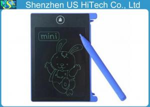 China Magnetic Rewritable Lcd Doodle Pad Digital Drawing Pad For Kids , Customized on sale