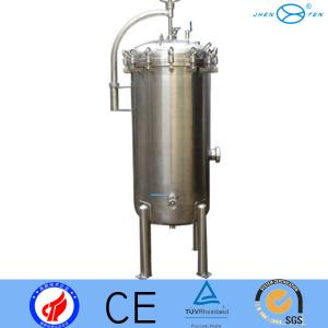 China countertop 10 inch water filter housing For Waste Water Treatment / Purify on sale