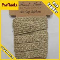 Best quality antique craft use hemp jute rope ribbons