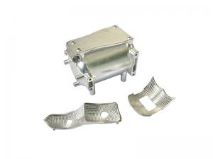 China Custom  5 Axis CNC Machining Services Five Axis Machining  ±0.05 Size Tolerance on sale