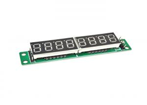 China 0.36 Inch PCV Board MAX7219 Red 8 Bit Digital Tube LED Display Module on sale