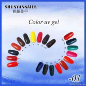 China Nail Gel Uv on sale