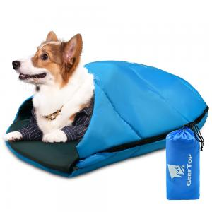 China ISO9001 Polyester Lining 0.7 lbs Pet Sleeping Bag on sale