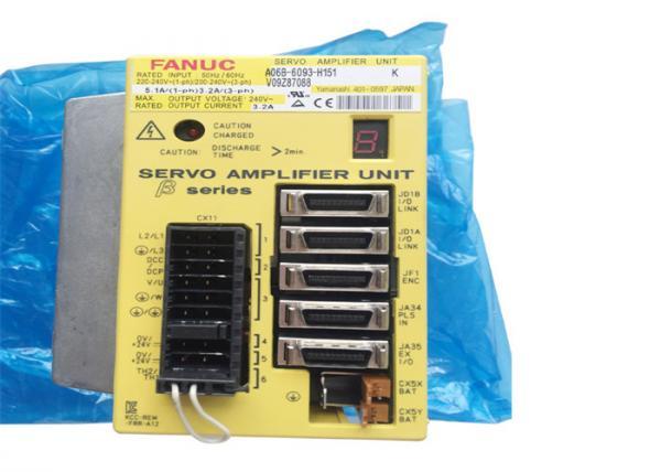 A06B-6093-H151 Fanuc Industrial Servo Drives BETA SERVO DRIVE MDL