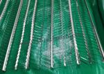 JF0704 2.4m Length Expanded Metal Rib Lath 5mm Tendons For Industrial Building