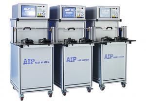 China Washing Machine Stator Electrical Testing Machine Multiple Language Enclosed Test Bench on sale