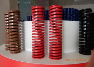 China Stationery High Stress Ivory Mold Spring With High Elasticity Flat Coil Springs on sale