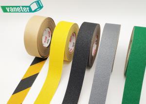 China 3m Safety Walk Anti Slip Tape Black Color Temperature -40℃~100℃ on sale