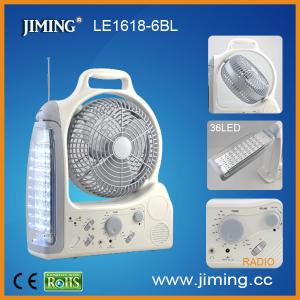 China Rechargeable LED Emergency Light, Emergency Fan Lantern on sale