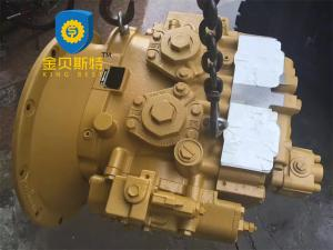 China E320D Caterpillar Main Hydraulic Pump 272-6955 Original Yellow Color Long Service Life on sale