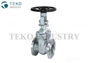 China API 600 Standard 6 Inch Water Gate Valve Renewable Seats With With Flange Butt Weld End on sale