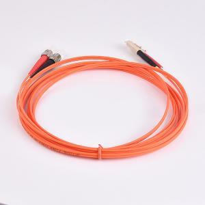 China SC/PC-SC/PC G652D SM 2 Meter Fiber Optic Patch Cord on sale