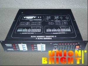 China 6ch Digital Dimmer Pack on sale
