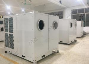 China 15HP 12 Ton Ducted Tent Air Conditioner / Tent Air Conditioning Systems For Dome Halls on sale