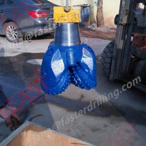 China API Tricone drill bit roller rock cone drilling for water and gas well bit on sale