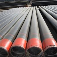 China Casing Pipe J55/K55/L80/N80/P110/L80-13Cr Grade STC/BTC/LTC connection seamless pipe on sale