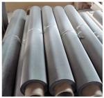 Folha de aço inoxidável tecida ISO9001 da malha com contagem de 200 malhas