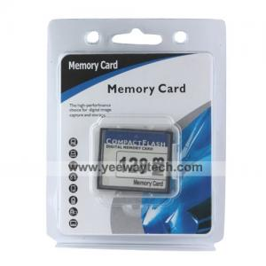 China 128MB CF Compact Flash Memory Card on sale