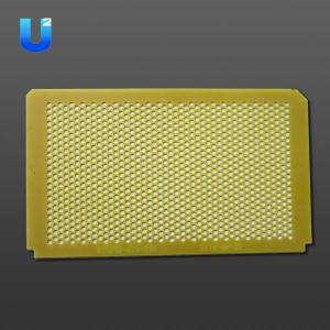 China Auto Loading Machine JIG Test Plate Dipping Tool Vibro Plate 1206 2.0mm 3200 on sale