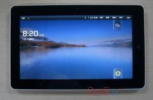 China Windows 7 Multitouch 10 Inch Capacitive Android Tablet PC on sale