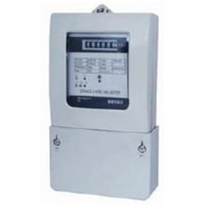 China Three phase kwh meter (kilowatt-hour meter, power meter, energy meter with counter display) on sale