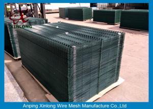 Quality Fácil instale la cerca de la malla de alambre del hierro para el diseño de moda for sale