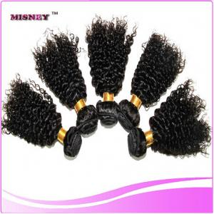 China virgin brazilian kinky curly hair on sale