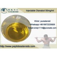 China Premade Injectable And Oral Steroid Oil Dianabol 50mg/ml For Muscle Mass Building on sale