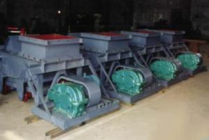 China spare part reciprocating coal feeder on sale