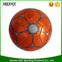 China custom made  top quality machine sitiched size 5 match 2.7mm TPU soccer