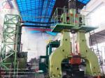 Hydraulic open die forging hammer fully hydraulic type for open die forging