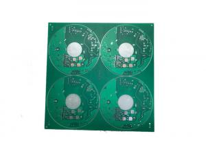China 1.6mm Pcb Fabrication And Assembly , Pcb Fabrication Service FR4 Material on sale
