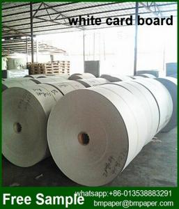 China 230-450gsm one side coated duplex board in sheets on sale